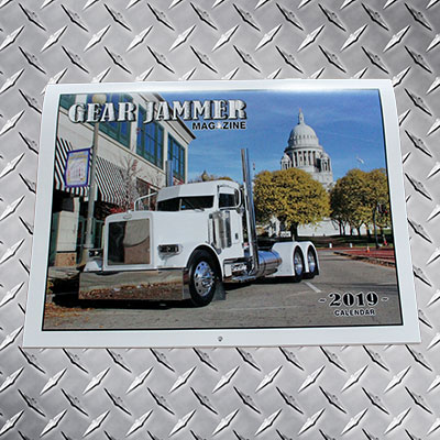 Shop Calendars on Gear Jammer Magazine