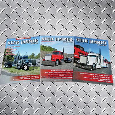 Shop Magazines on Gear Jammer Magazine
